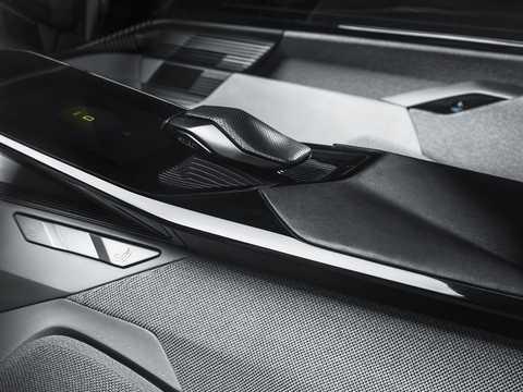Interiör av Peugeot Instinct Concept Concept, 2017