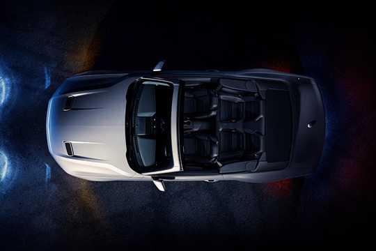 Ovan av Ford Mustang GT Convertible 5.0 V8 459hk, 2018