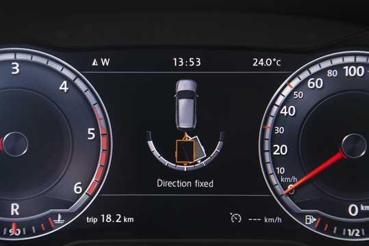 Interior of Volkswagen Passat Variant 2.0 TDI SCR BlueMotion 4Motion DSG Sequential, 240hp, 2017