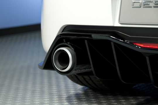 Close-up of Volkswagen Vision GTI 3.0 V6 TSI 4Motion DCT, 503hp, 2013