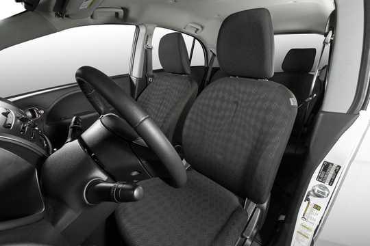 Interiör av Mitsubishi i-MiEV 1st Generation Facelift