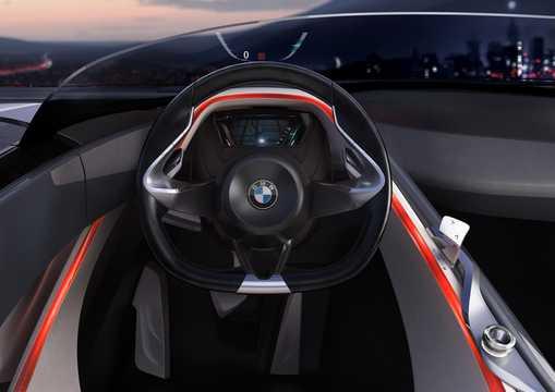 Bmw Vision Connecteddrive Concept Concept 2011