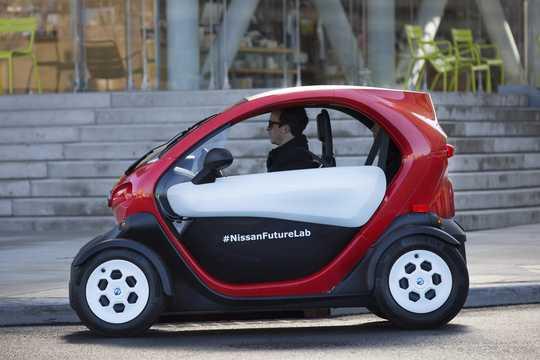 Sida av Nissan New Mobility 6.1 kWh Single Speed, 17hk, 13kW, 2016