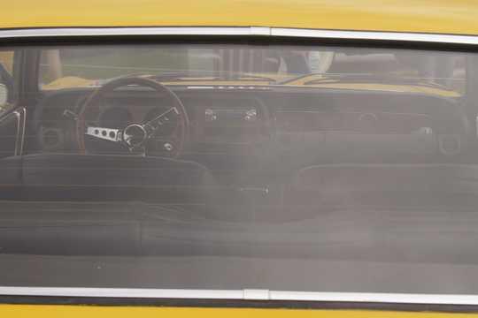 Interiör av Ford Granada 4-door Sedan 2.3 V6 Automatisk, 108hk, 1972