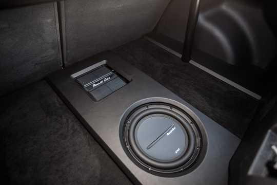 Interiör av Hyundai Veloster Gurnade Concept Concept, 2016