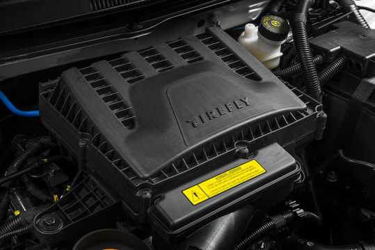 Engine compartment  of Fiat Argo 1.0 E85 Manual, 75hp, 2017