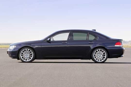 BMW 7 Series LWB E66