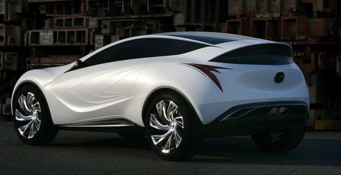 Mazda Kazamai Concept Concept 2008