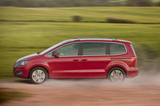 Seat Alhambra 20 Tdi Ecomotive 4drive Manual 140hp 2012