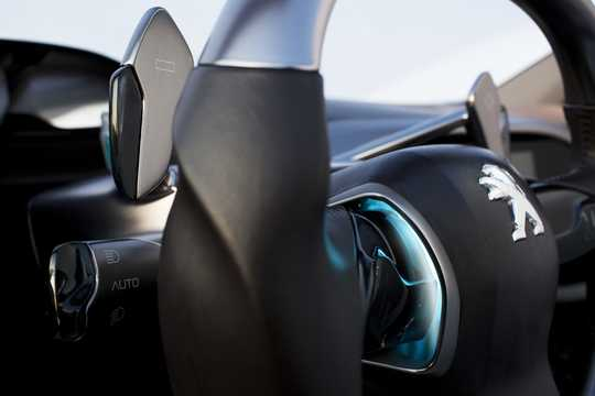 Interior of Peugeot SR1 1.6 THP AWD Automatic, 317hp, 2010