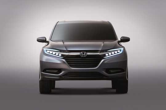 Front  of Honda Urban SUV Concept Concept, 2013