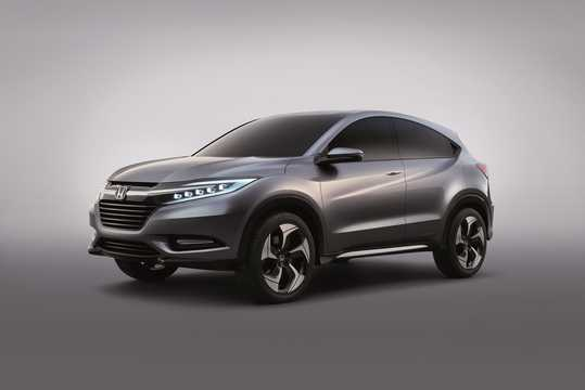 Front/Side  of Honda Urban SUV Concept Concept, 2013