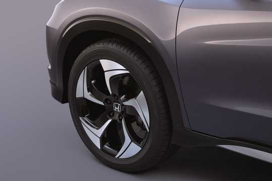 Close-up of Honda Urban SUV Concept Concept, 2013