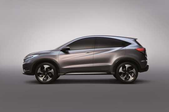 Side  of Honda Urban SUV Concept Concept, 2013
