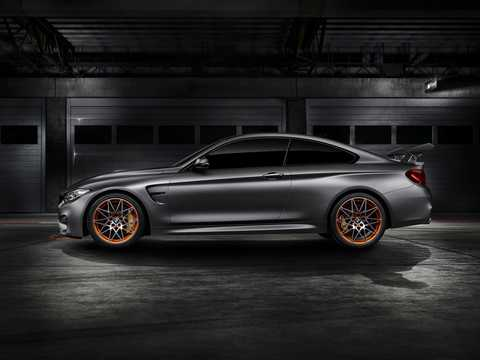 Side  of BMW M4 GTS Concept Concept, 2015