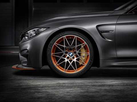 Close-up of BMW M4 GTS Concept Concept, 2015