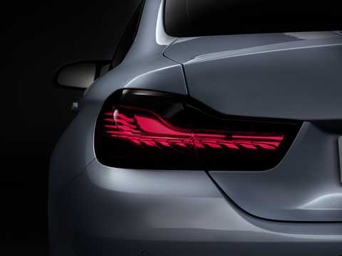 Close-up of BMW M4 Iconic Lights Concept Concept, 2015