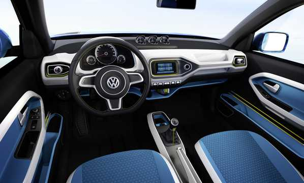 Interior of Volkswagen Taigun 1.0 Manual, 110hp, 2012