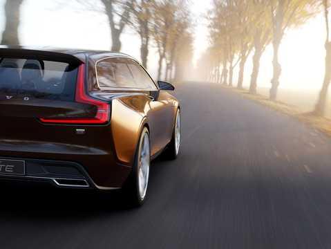 Volvo Concept Estate Concept Concept 2014