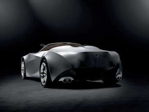 BMW GINA Light Visionary Model Concept Concept, 2008