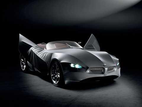 Bmw Gina Light Visionary Model Concept Concept 2008