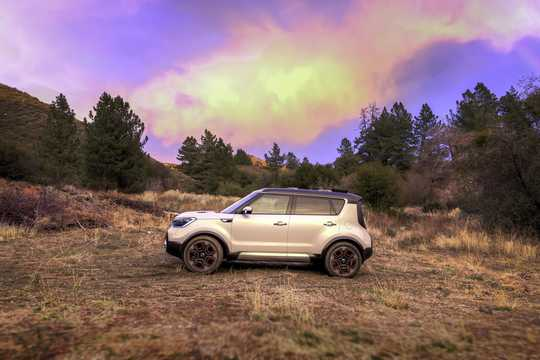 Sida av Kia Trail'ster 1.6 + 1.2 kWh AWD Automatisk, 223hk, 2015