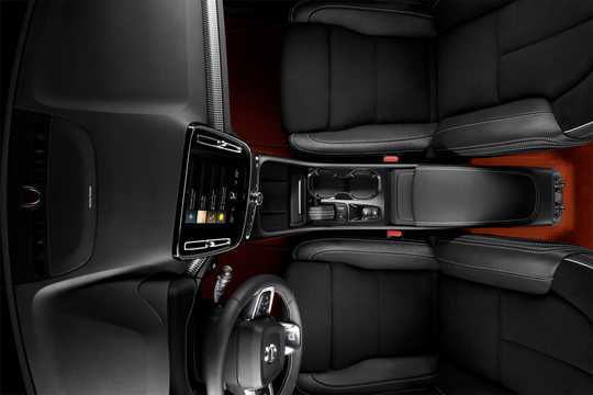 Interiör av Volvo XC40 2.0 T5 AWD Geartronic, 247hk, 2018