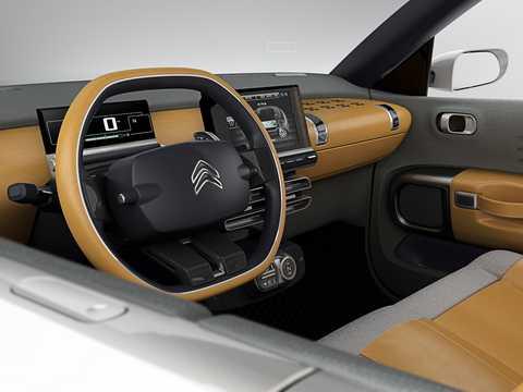 Interiör av Citroën Cactus Concept Concept, 2013