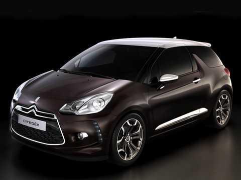 Fram/Sida av Citroën DS Inside Concept Concept, 2009