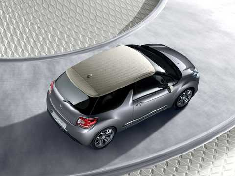 Back/Side of Citroën DS Inside Concept Concept, 2009