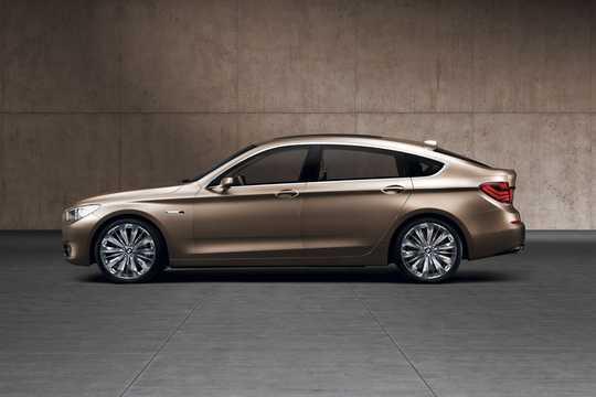 Sida av BMW 5 Series Gran Turismo Concept Concept, 2009