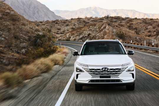 Fram av Hyundai Nexo FuelCell Single Speed, 163hk, 2018