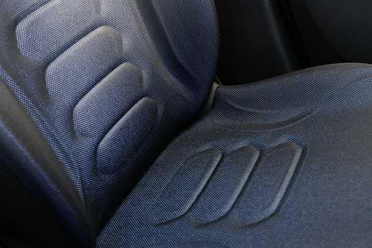 Interiör av Renault Sandero 2013
