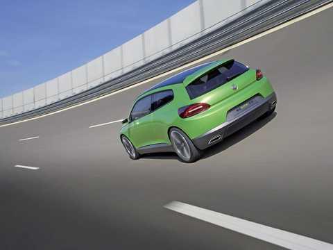 Bak/Sida av Volkswagen Iroc Concept Concept, 2006