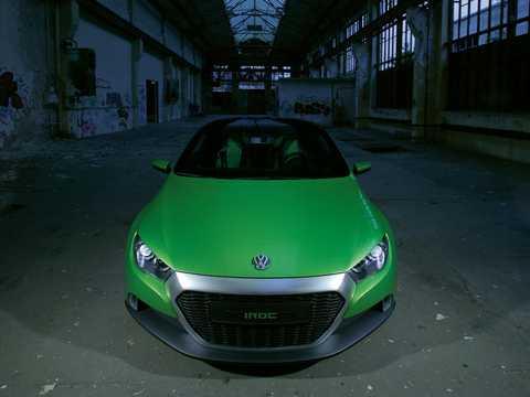 Fram av Volkswagen Iroc Concept Concept, 2006