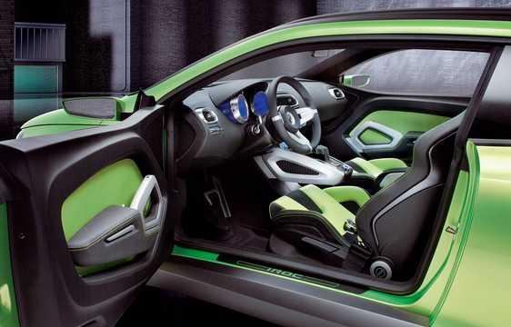 Interiör av Volkswagen Iroc Concept Concept, 2006