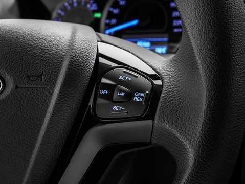 Interior of Ford Ka+ Active 2018