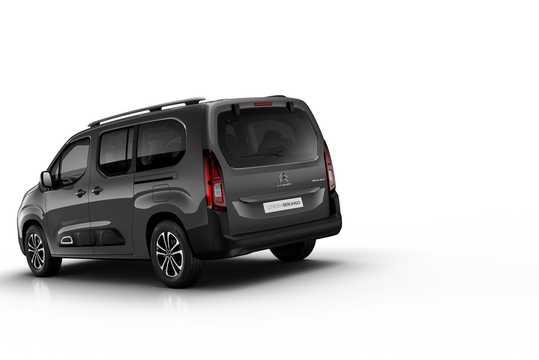 Back/Side of Citroën Berlingo Multispace 2018