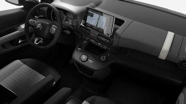 Interiör av Citroën Berlingo Multispace 2018