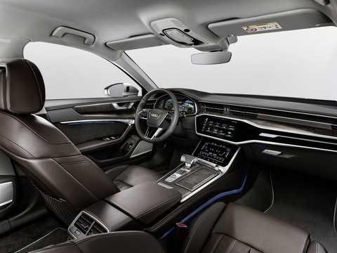 Interior of Audi A6 50 TDI 3.0 TDI V6 quattro TipTronic, 286hp, 2018