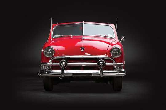 Fram av Ford Custom Deluxe Convertible 3.9 V8 Manuell, 102hk, 1951