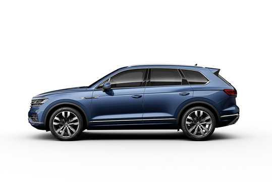 Sida av Volkswagen Touareg 2019