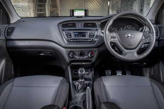 Interiör av Hyundai i20 Active 1.4 CRDi Manuell, 90hk, 2015