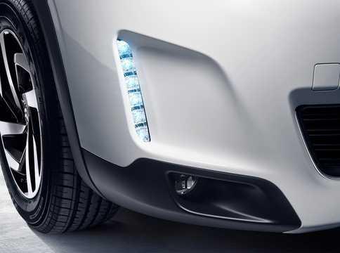 Close-up of Citroën C3-XR 2014