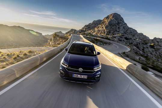 Front  of Volkswagen T-Cross 2019