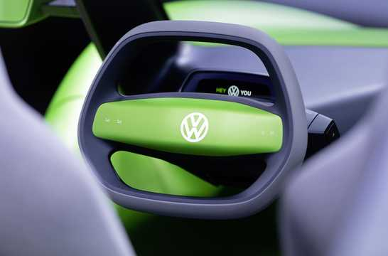 Interior of Volkswagen ID.BUGGY Electric Single Speed, 204hp, 2019