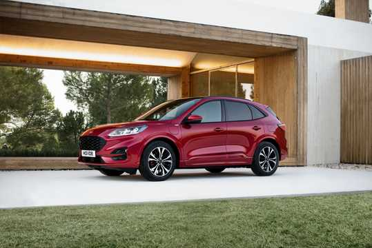 Front/Side  of Ford Kuga 2020