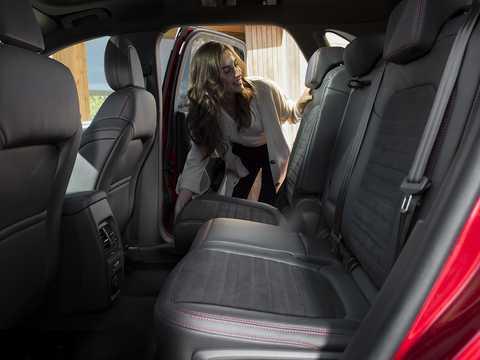 Interior of Ford Kuga 2020