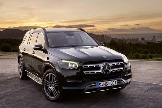 Mercedes gls 580 price