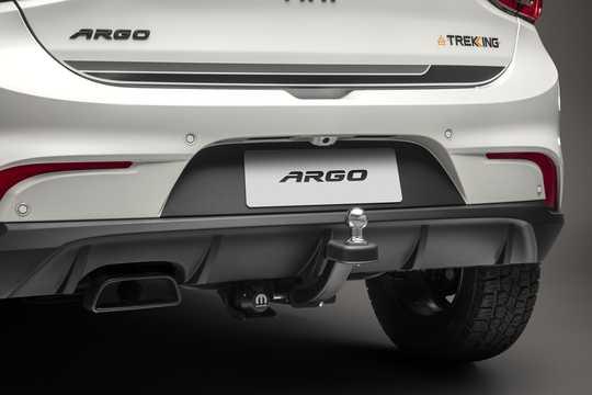 Close-up of Fiat Argo Trekking 1.3 Manual, 101hp, 2019